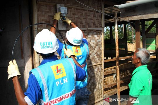 PLN terangi 75.278 desa dorong pergerakan ekonomi masyarakat