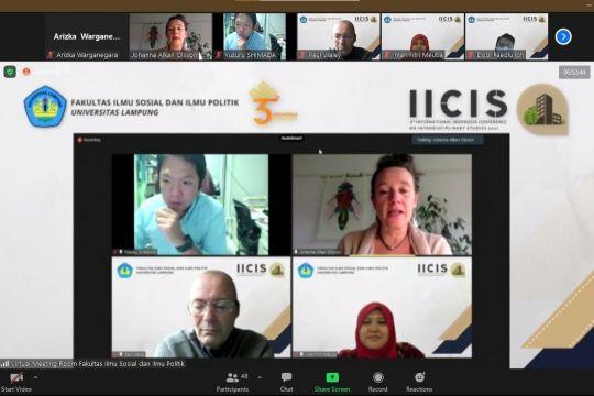 FISIP Unila gelar konferensi internasional multidisiplin