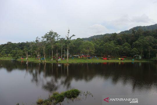 Wajah baru wisata Danau Tambing di Taman Nasional Lore Lindu