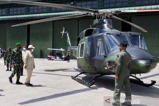 Menhan Prabowo sebut alutista harus dirawat dengan baik