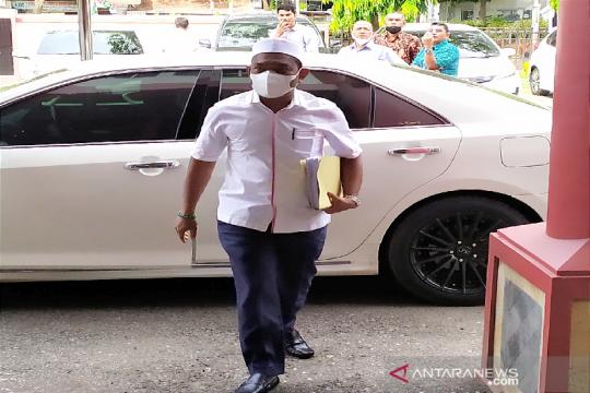 Sebanyak 19 pejabat di Provinsi Aceh telah diperiksa KPK