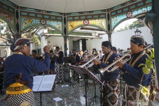 Keraton Yogyakarta peringati Hari Sumpah Pemuda lewat pentas musik