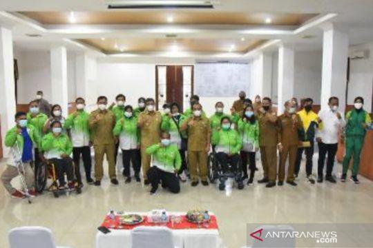 18 atlet difabel Deliserdang perkuat Sumut di Peparnas Papua