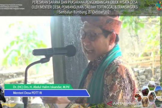 Mendes PDTT optimistis Indonesia terbebas dari kemiskinan ekstrem 2024