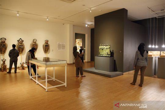 Mulai Kamis (28/10), Galeri Nasional dibuka untuk umum
