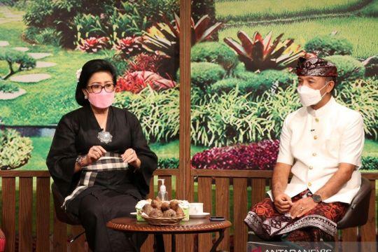 Putri Koster ajak masyarakat Bali perkuat dan lindungi tari sakral