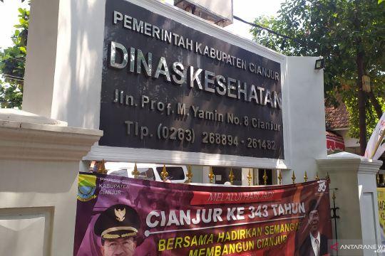 Sebulan terakhir, tidak ada yang meninggal karena COVID-19 di Cianjur