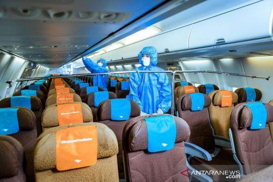 Kemenkes: RT-PCR untuk penumpang pesawat sebab lebih berisiko tertular