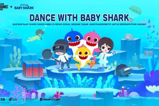 """""""Baby Sharks"""" hadir di medan perang PUBG Mobile"""
