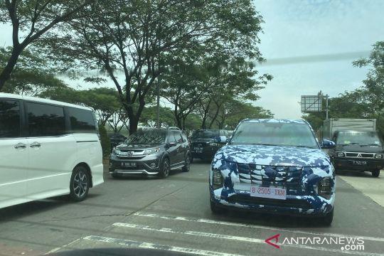 Bocoran tampang Hyundai Creta yang meluncur bulan depan
