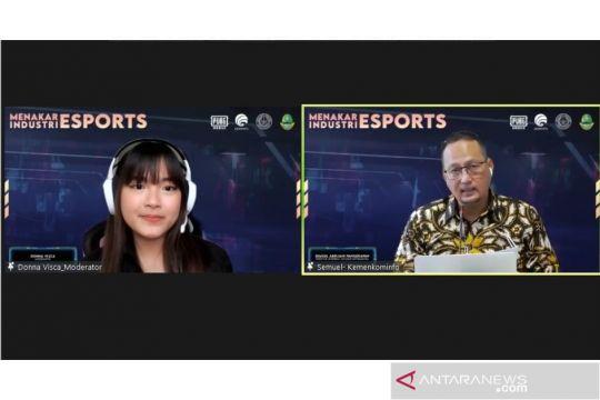 Kominfo dukung pertumbuhan industri game dan esports Indonesia