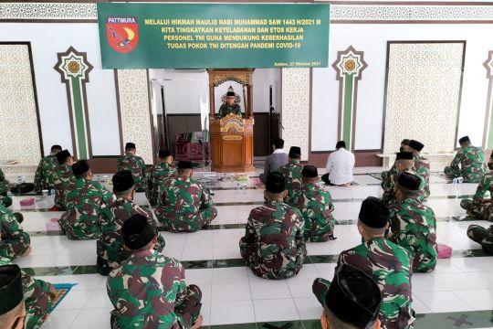 Pangdam Pattimura: Contohi keteladanan Nabi Muhammad SAW