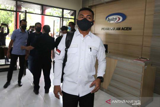 Pimpinan DPRA penuhi panggilan KPK di kantor BPKP Aceh