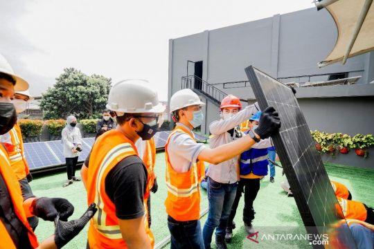 Kementerian ESDM beri pelatihan instalasi PLTS atap kepada mahasiswa
