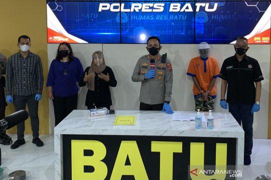 Polres Kota Batu Jatim mengungkap motif penganiayaan balita