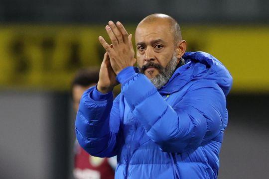 Tottenham kalahkan Burnley, Nuno: kami menunjukkan karakter