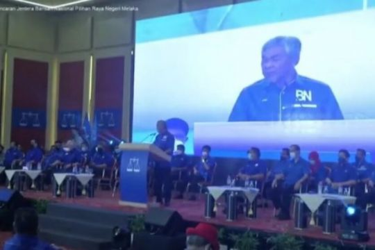 Barisan Nasional didenda RM10.000 karena langgar SOP