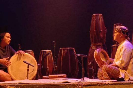 Lesbumi NU Jatim gelar konser seni budaya di Bangkalan