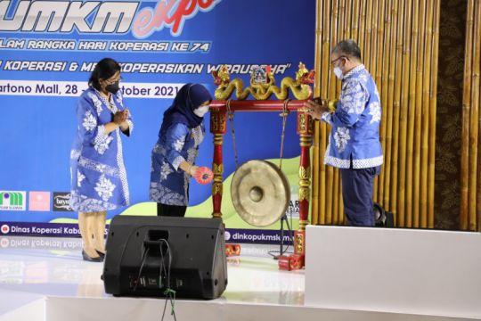 Bupati Sleman : Koperasi dan UMKM Expo bantu bangkitkan ekonomi