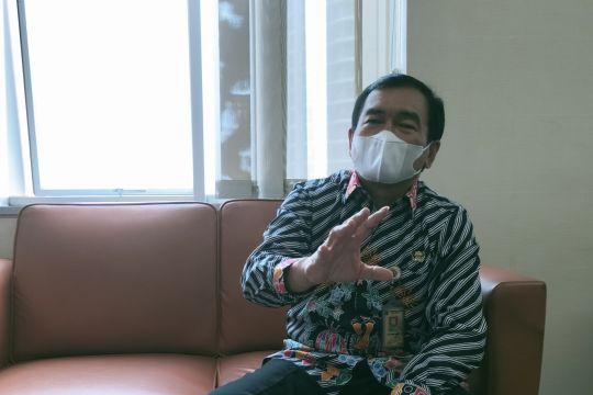 Lima anggota Satpol PP Jakarta Barat dihukum potong gaji