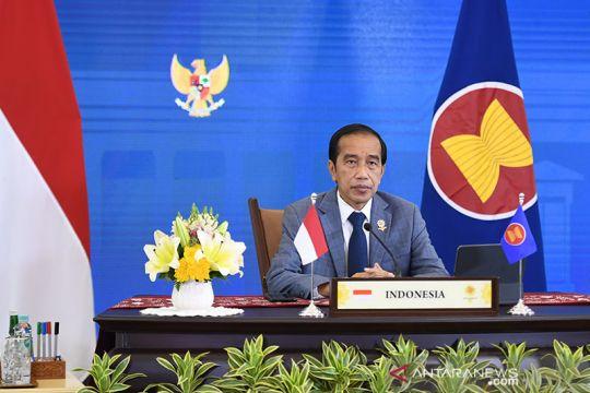 Presiden dorong kemitraan ASEAN-Rusia cegah rivalitas