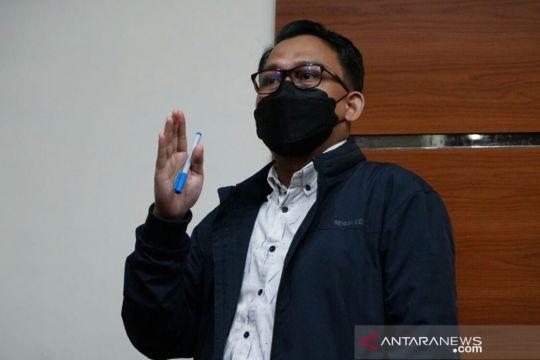 KPK geledah di Tabanan terkait kasus dana insentif daerah