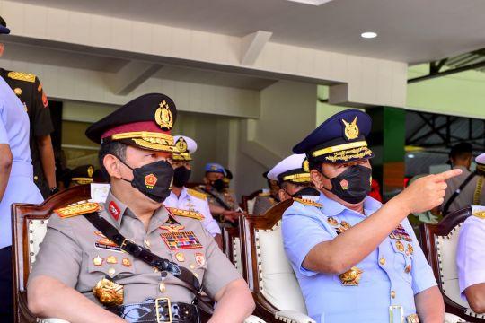 Kapolri: Diksar Integrasi TNI-Polri wadah ciptakan SDM unggul