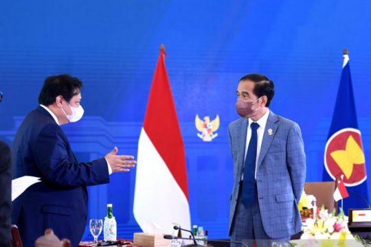 Presiden paparkan tiga upaya pemulihan ekonomi padaKTT IMT-GT