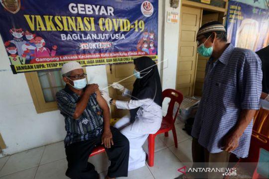 IDI: Peran pendakwah penting tingkatkan vaksinasi lansia di Aceh