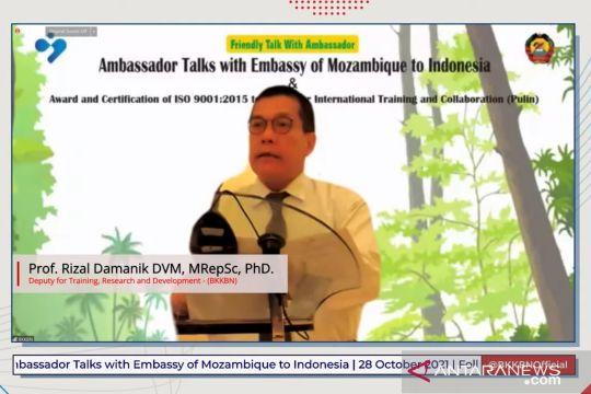 BKKBN-Kedutaan Besar Mozambik berintegrasi atasi masalah stunting