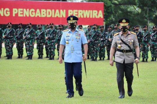 Panglima TNI dan Kapolri wisuda Prabhatar Akademi TNI-Akpol