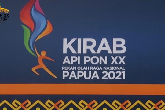 Festival Kirab Api PON ajang kenalkan pariwisata dan bukti Papua damai