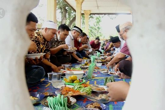 Aruh Mulud, tradisi Suku Banjar peringati Maulid Nabi