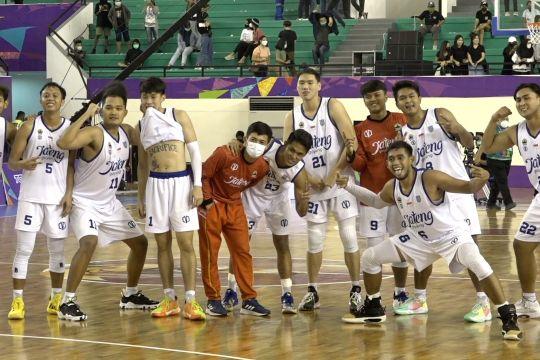 Bola Basket Putra Jateng & DKI Jakarta lolos ke semifinal PON XX