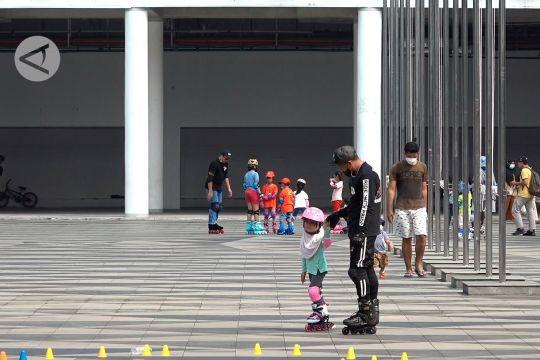 Masyarakat mengaku aman saat level PPKM di Jakarta menurun