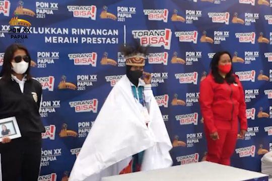 Papua kawinkan medali emas Selam Laut PON Papua