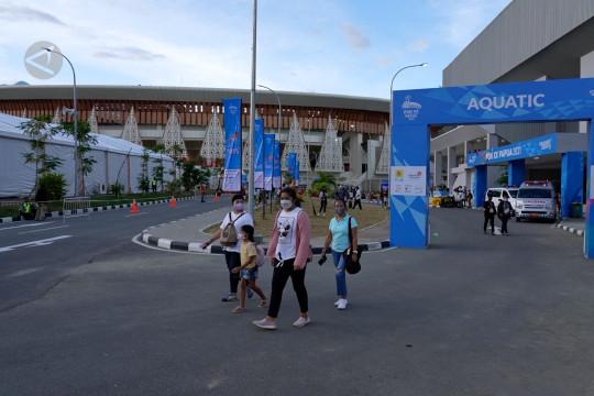 Persiapan pembukaan PON Papua rampung, begini temanya