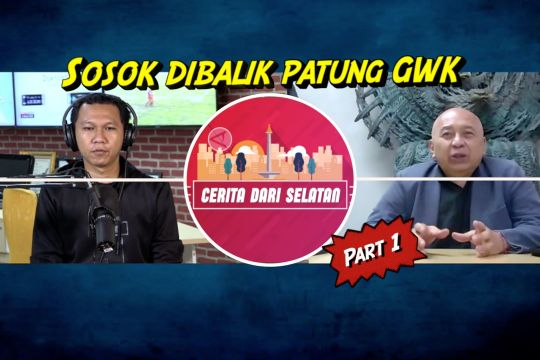 CDS - Perjalanan sang maestro, Nyoman Nuarta (part 1)