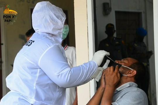 BOR di bawah 5%, kasus COVID- 19 di Riau terkendali