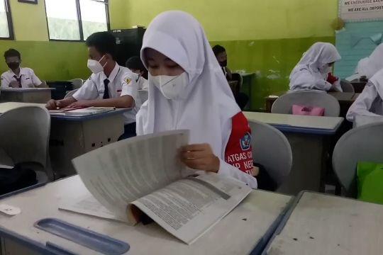 Disdik kembali memperbolehkan 15 sekolah gelar PTM