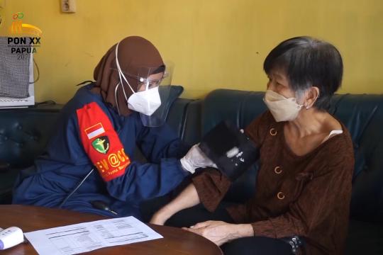 Kodam IV Diponegoro maksimalkan vaksinasi pintu ke pintu
