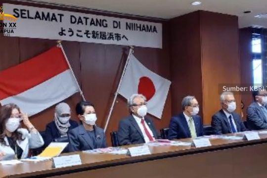 Dubes RI untuk Jepang dorong kerjasama pengelolaan hutan