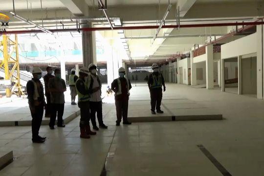 Bupati sepakati perpanjangan waktu pembangunan Pasar Besar Ngawi