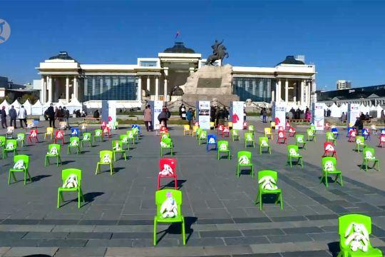 Mongolia rayakan Hari Anak Perempuan Internasional
