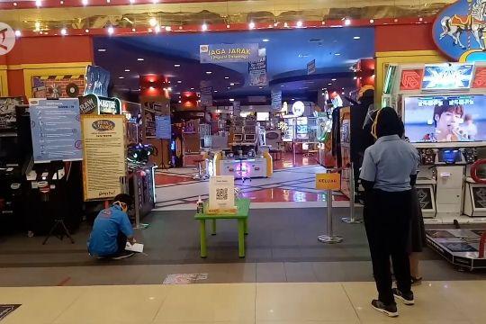 PPKM level 2, arena bermain anak di Kota Tangerang bersiap