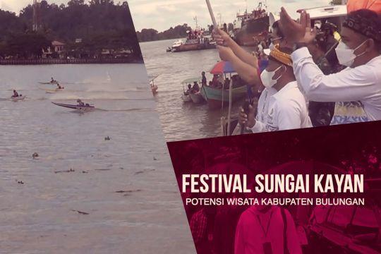Festival Sungai Kayan singkap potensi luar biasa Kabupaten Bulungan