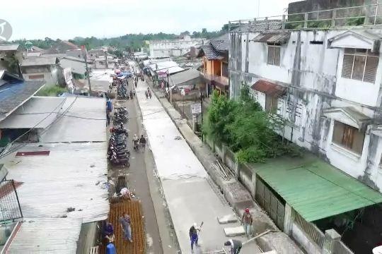 Gubernur Banten menilai jalan provinsi yang ada di Pandeglang