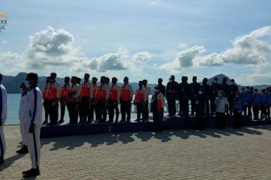 Jawa Barat kawinkan emas perahu naga 1.000 meter