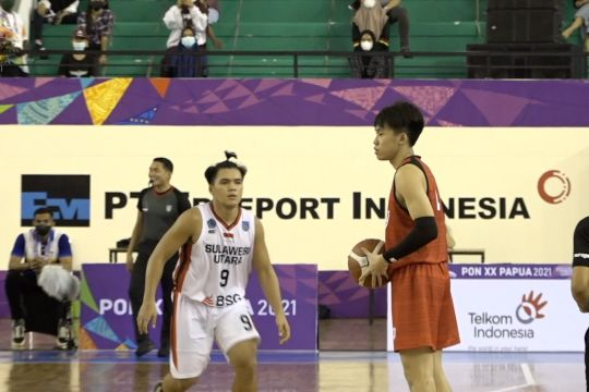 Kalah dari Sulut, pelatih bola basket Jateng jelaskan sebabnya