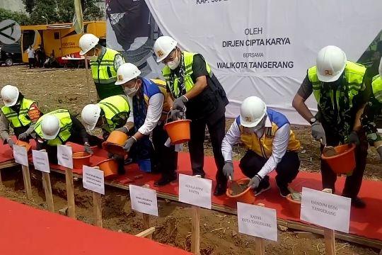Kementerian PUPR bangun IPA 4 kecamatan di Kota Tangerang